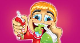 Cukorka Zselék/Gélek